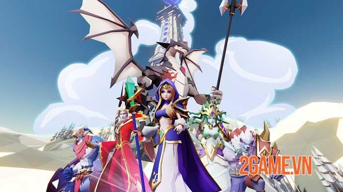 TOP 9 Game RPG nhàn rỗi mang lại sự giải trí trong suốt 19 mùa dịch 3