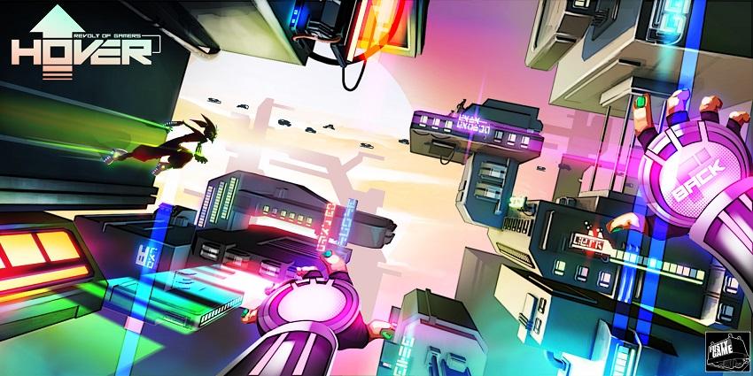 Hover: Revolt of Gamers - Di chuột: Revolt of Gamers