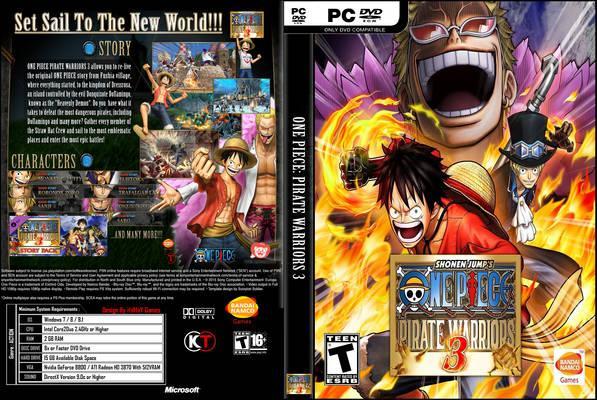 Cấu hình cần thiết để chơi One Piece Pirate Strategy 3