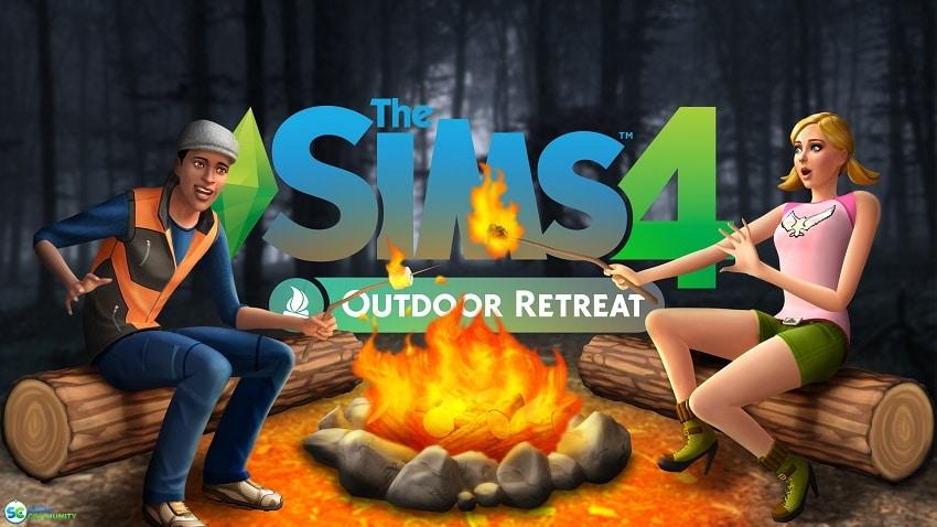 Chuyến dã ngoại thú vị trong The Sims 4