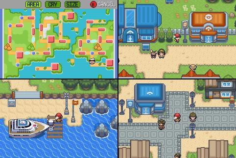 Cuộc phiêu lưu trong thế giới Pokemon Light Platinum
