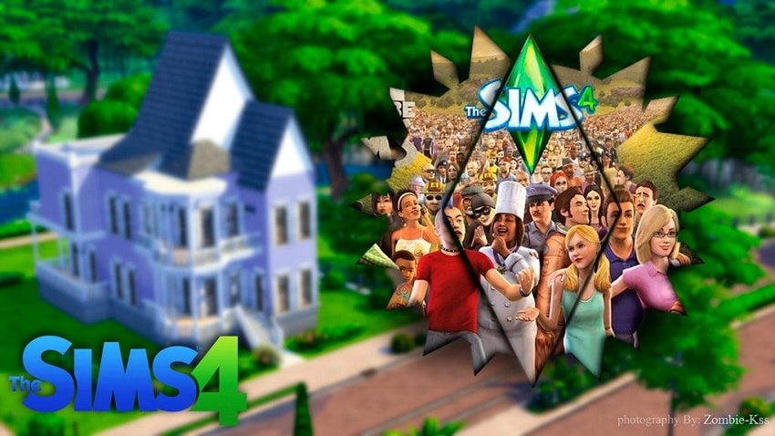 Tải xuống The Sims 4 Full - Game mô phỏng cuộc sống miễn phí