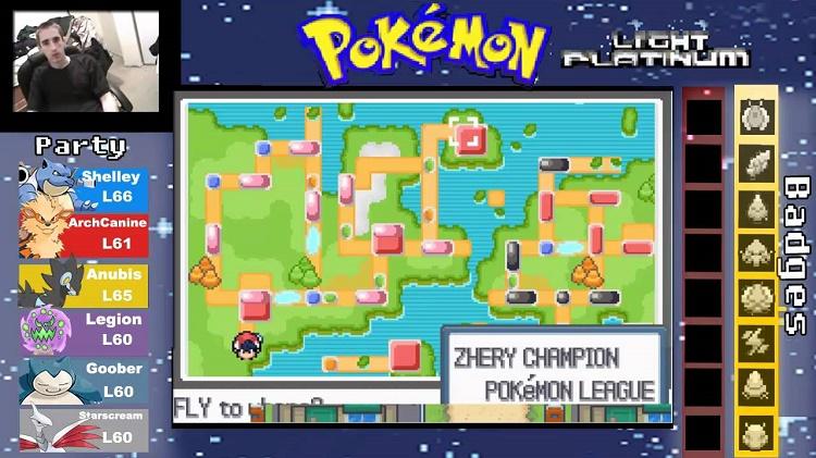 Pokemon Light Platinum được nhiều Game thủ yêu thích
