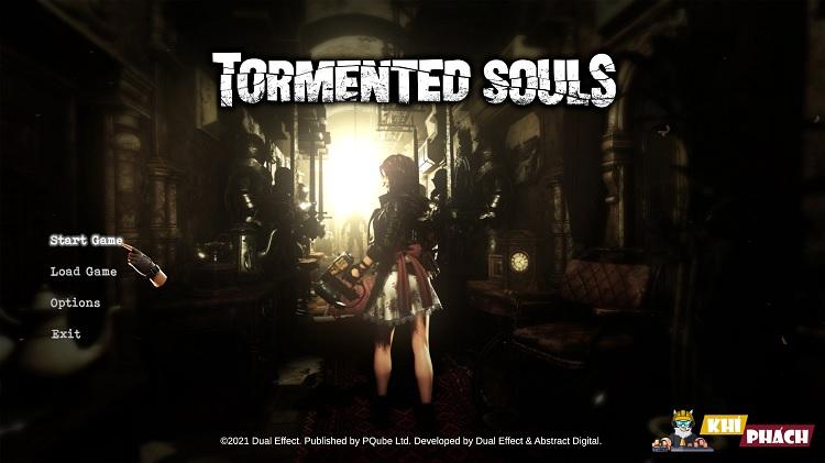 Game chiến đấu Tormented Souls Full với Chí Minh