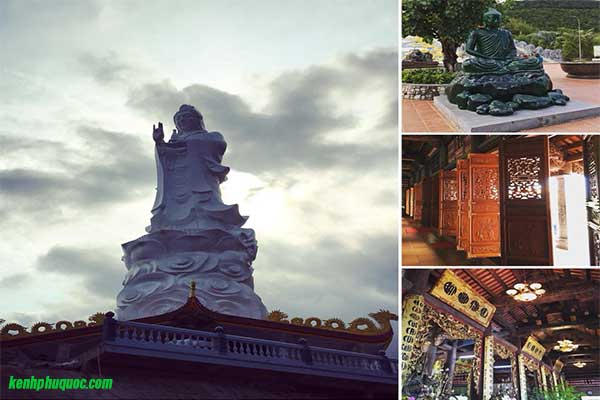 Chùa Hộ Quốc hay còn gọi là Thiền viện Trúc Lâm Hộ Quốc