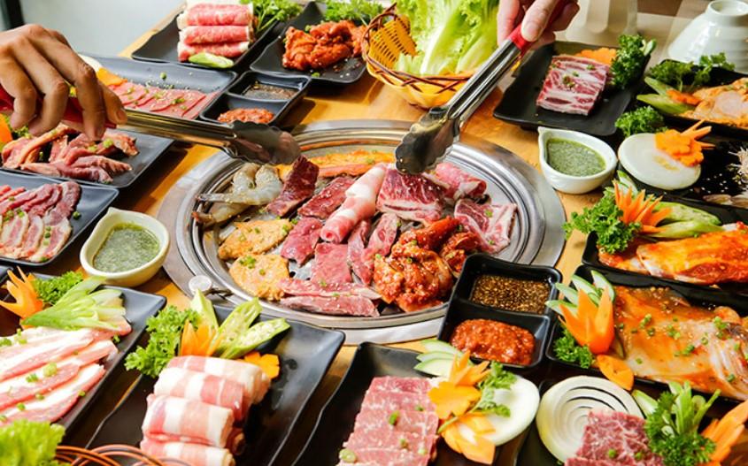 Top 8 nhà hàng Hàn Quốc ngon ở Quận 10 - 2