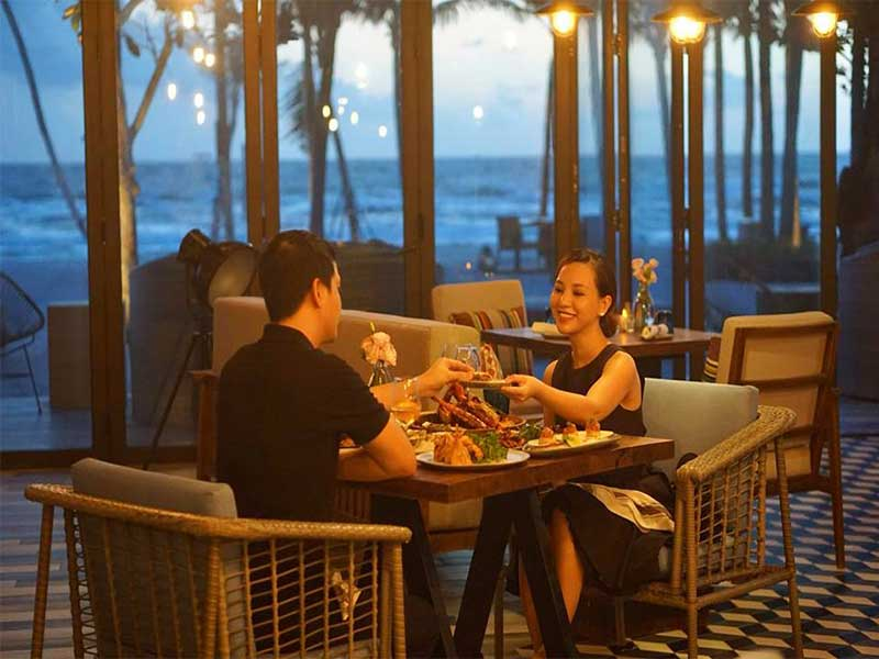 Toàn bộ khu nghỉ dưỡng và bãi biển tại InterContinental Phú Quốc