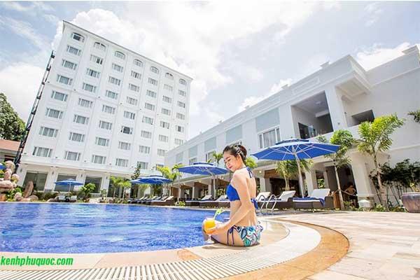 Khách sạn Ocean Pearl gần chợ đêm Phú Quốc