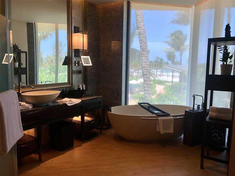 Đánh giá Du lịch Resort InterContinental Phu Quoc Long Beach Resort vừa khai trương