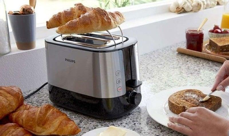 Hướng dẫn cách sử dụng máy nướng bánh mì