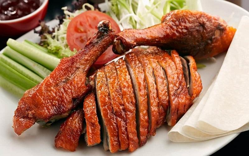 Không nên ăn thịt vịt vào những ngày đầu năm để cả năm không gặp xui xẻo.