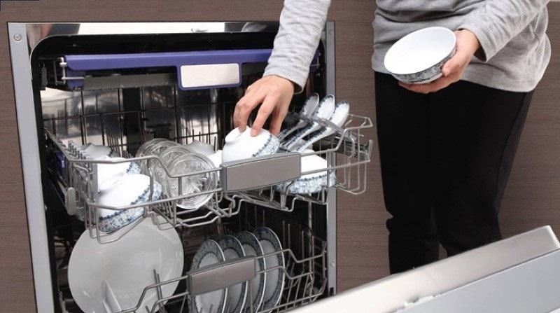 Cấu tạo máy rửa bát