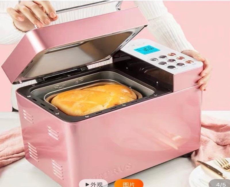 Phân loại máy làm bánh mì hiện nay