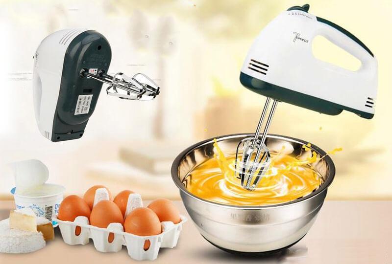 Tại sao nên sử dụng máy đánh trứng