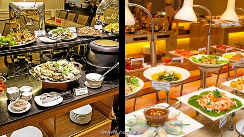 Top 10 nhà hàng buffet trưa ngon nổi tiếng ở TP.HCM, Sài Gòn
