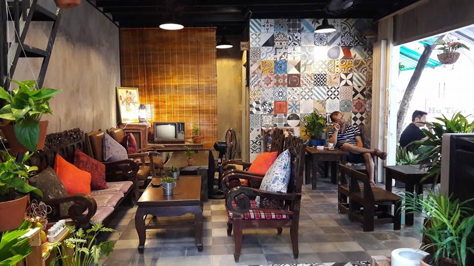 Đừng bỏ lỡ World cafe ở Tân Phú