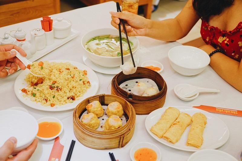 Thưởng thức các món ăn Trung Hoa chính thống tại Tân Lạc Viên