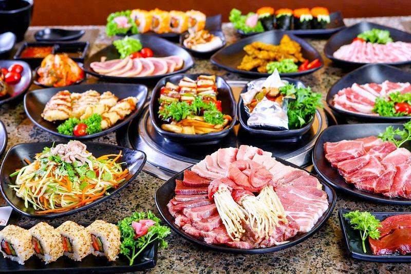 Yu Mei chuyên về đồ nướng và lẩu