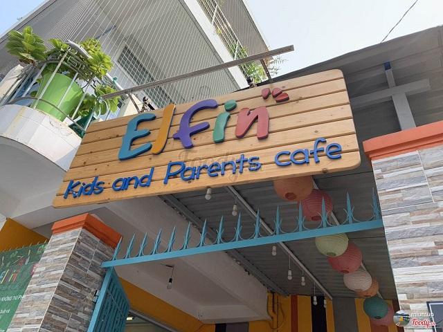 Elfin - Kids & Father Cafe ở Quận 2