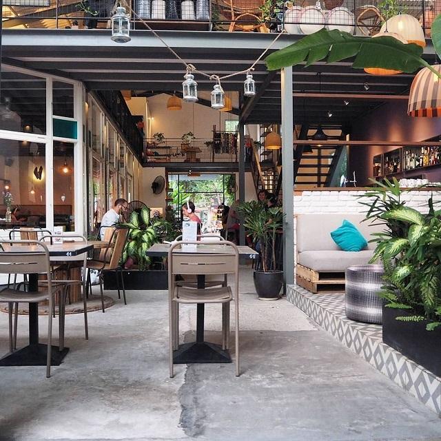 Kokois cafe quận 2