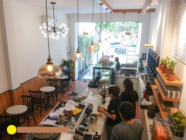 Cửa hàng cà phê Wauhaus