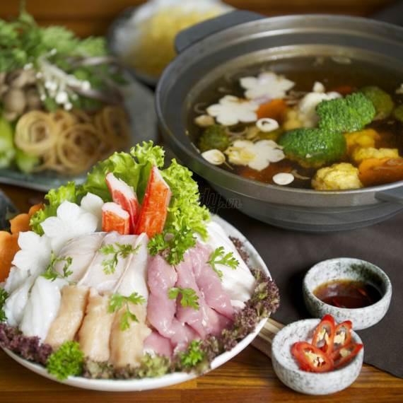 Quán nhậu nổi tiếng quận 7 - Hoàng Yến Hotpot