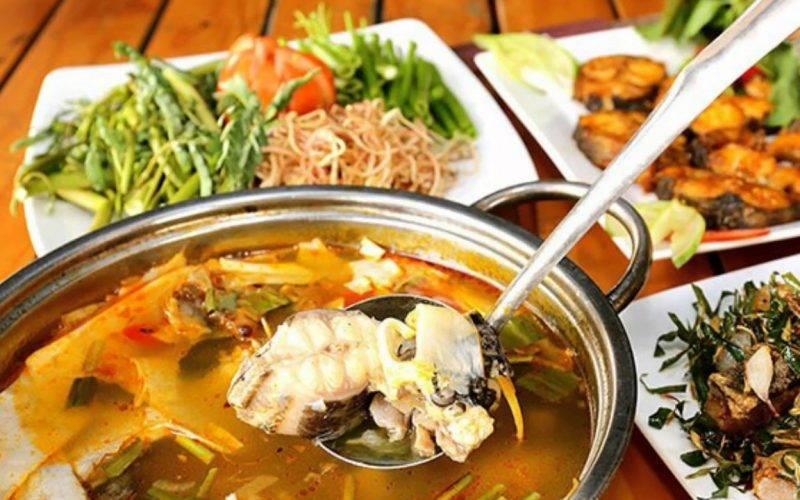 Lẩu cá Thuận Kiều