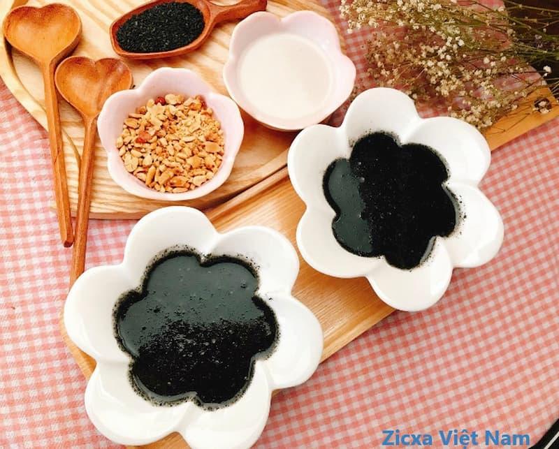 Tiết lộ cách nấu chè mè đen thơm ngon bổ sung dưỡng chất cho bà bầu