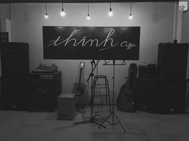 Thịnh Coffee cho những người yêu âm nhạc