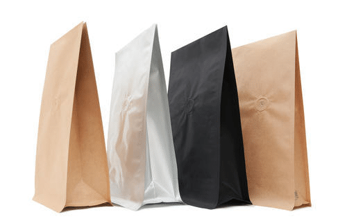 Store tea in sealed bags or silver coated PE bags