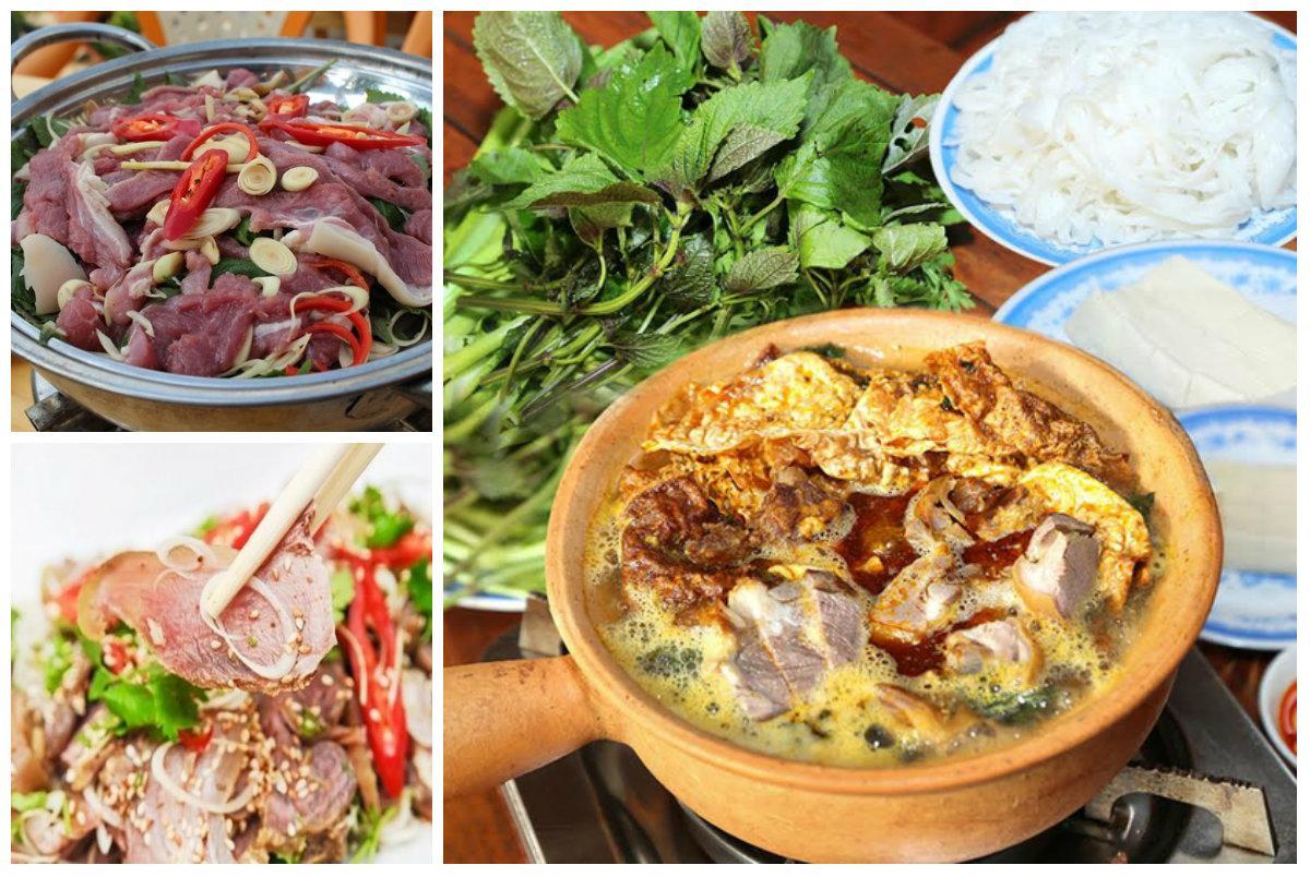 Nếu bạn là người thích ăn thịt dê thì không nên bỏ qua quán dê Lam Sơn