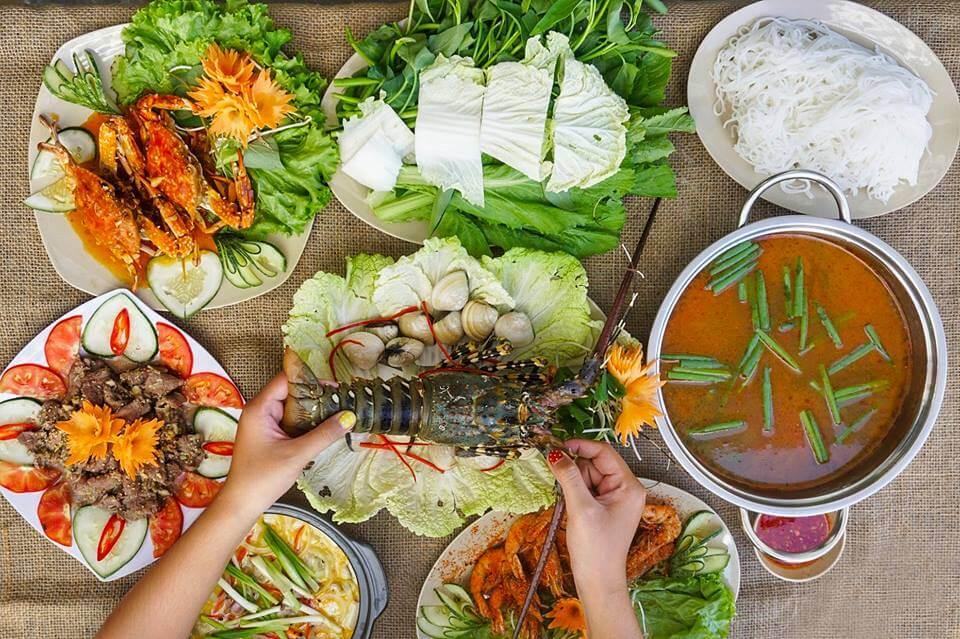 Hải sản Giang Cua Quận Tân Bình
