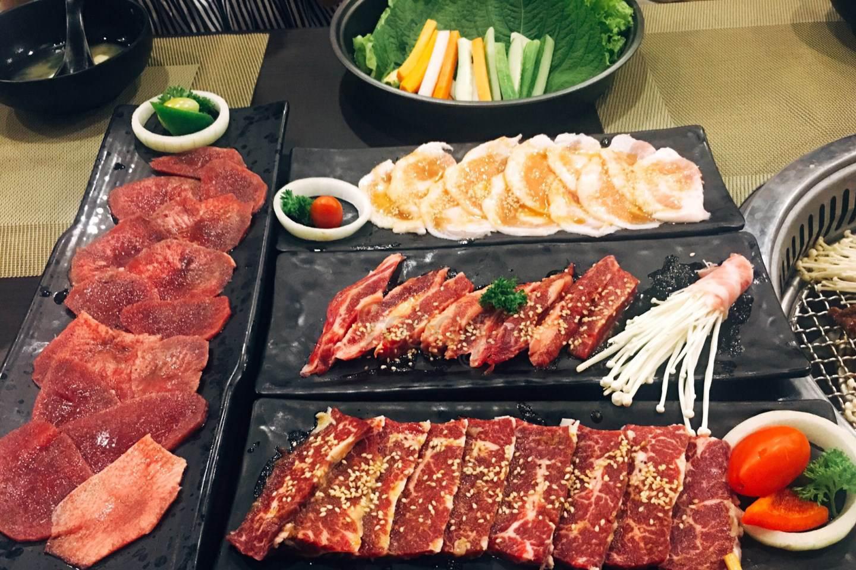 Nhà hàng Samurai BBQ ngon ở quận Tân Bình