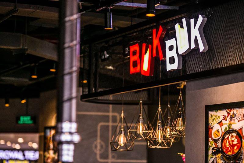 Thưởng thức các món nướng hấp dẫn tại Buk BUk