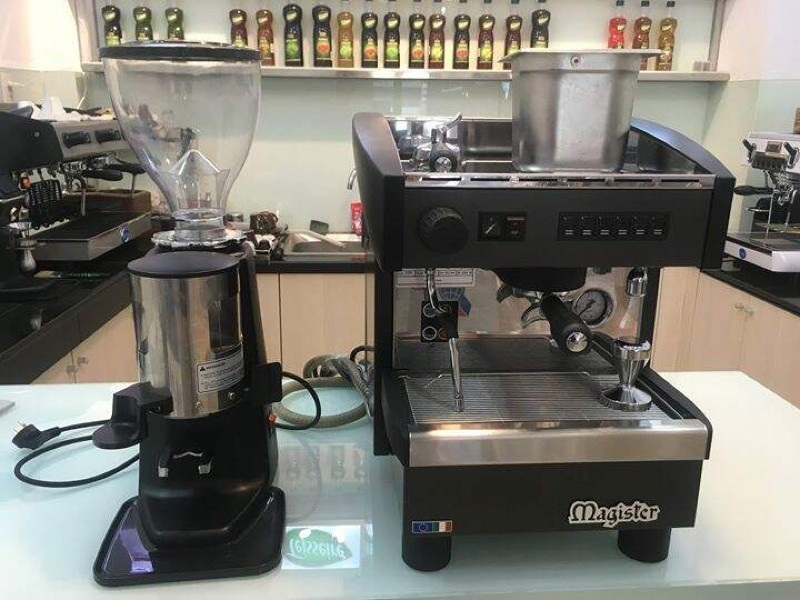 Các loại máy pha cà phê hiện nay