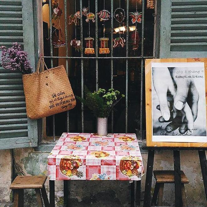 Café Cò là một trong những quán café đẹp ở quận Bình Thạnh