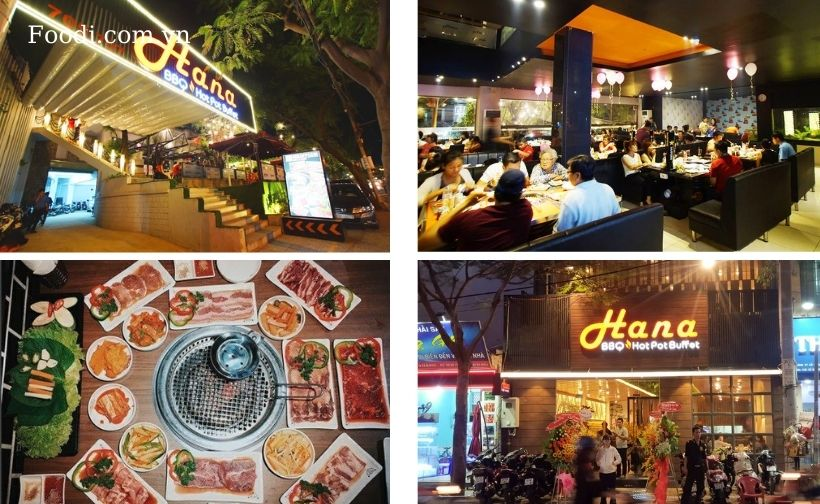 Hana BBQ: Review chuỗi nhà hàng buffet đặc biệt hấp dẫn ở Sài Gòn
