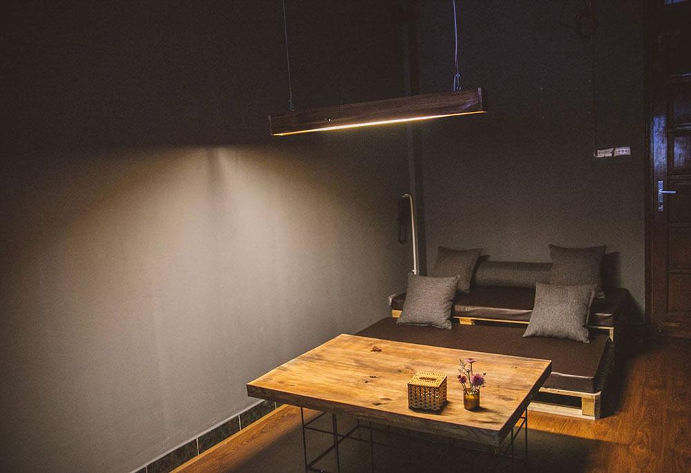 Film Gò Vấp Coffee nổi bật với không gian riêng lãng mạn