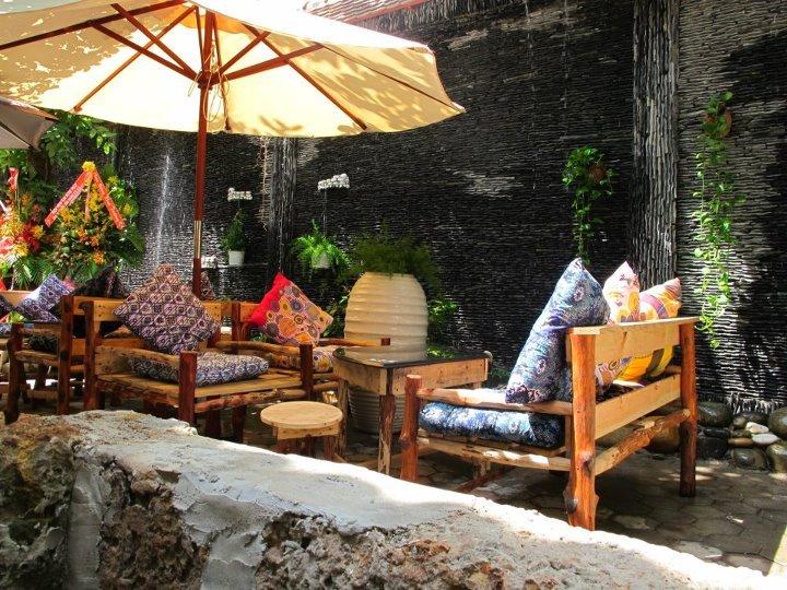 Cà phê đẹp quận Gò Vấp - Pylos Coffee tạo không gian ấm cúng