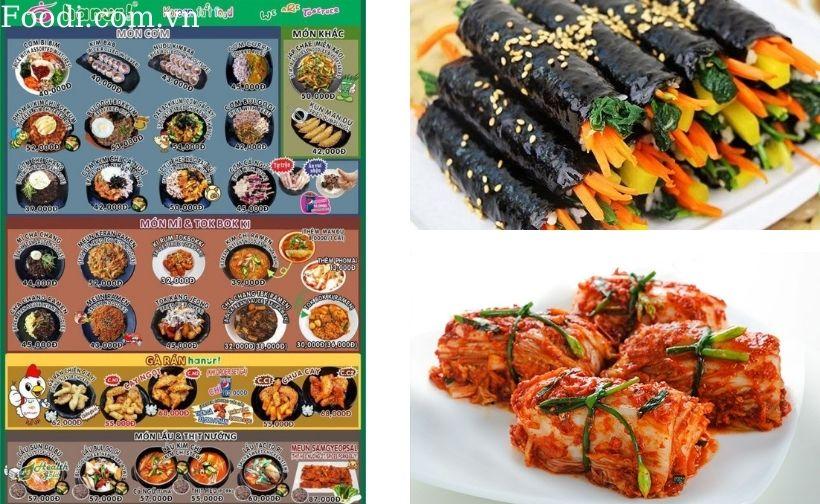 Đánh giá chi tiết chuỗi nhà hàng Hàn Quốc Hanuri siêu nổi tiếng tại Sài Gòn