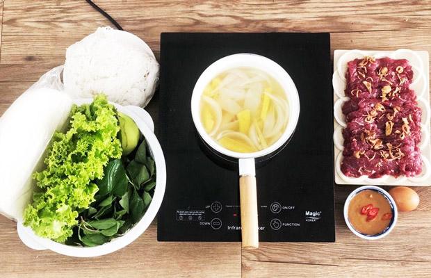 Cách làm thịt bò ngâm giấm