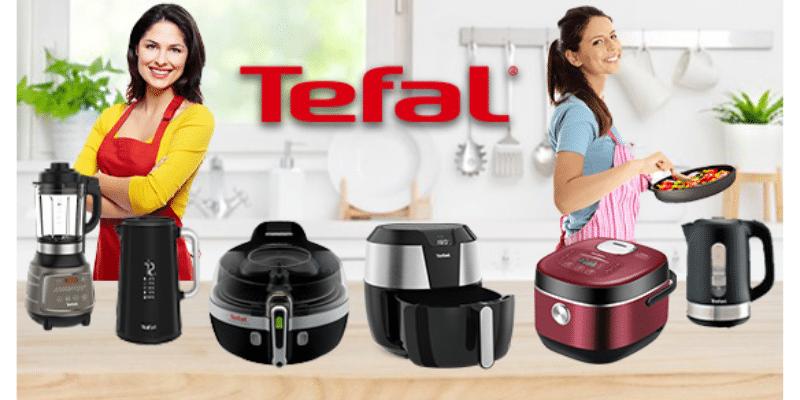 Một số sản phẩm của Tefal