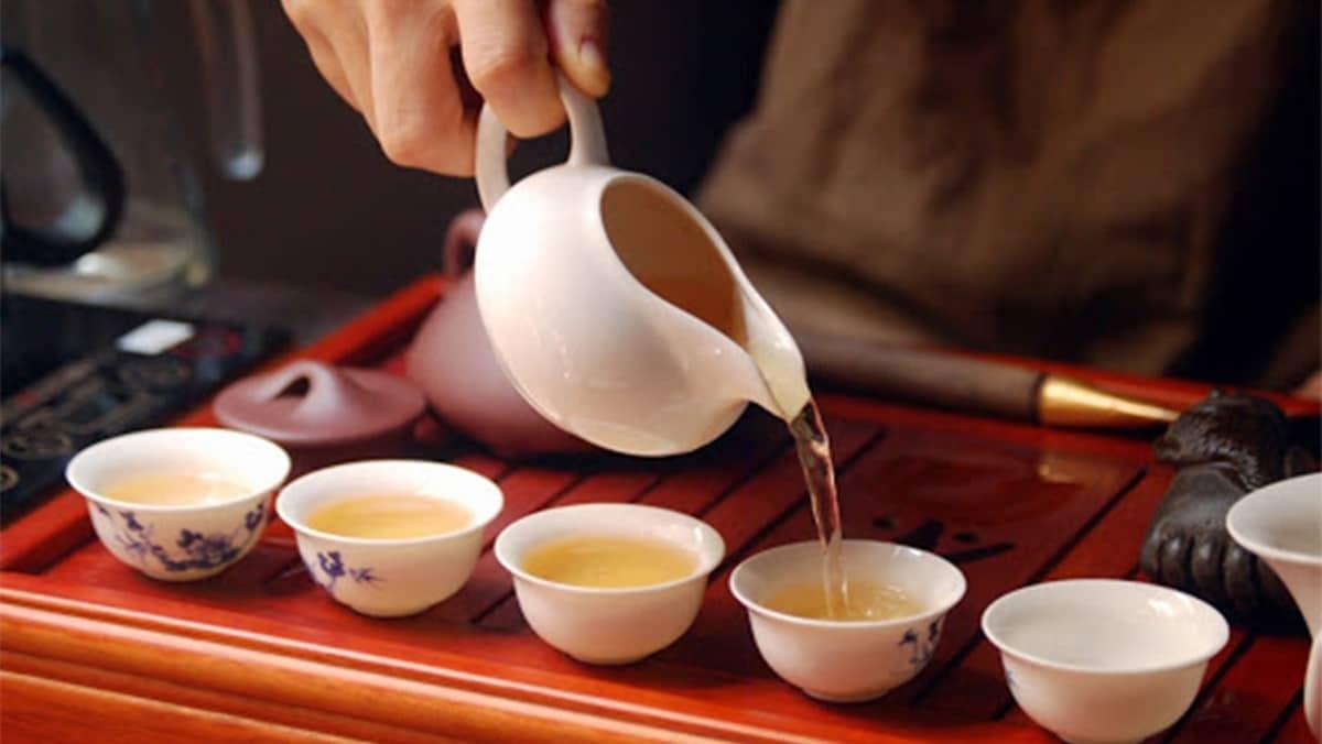 How to make Thai Nguyen tea elaborately