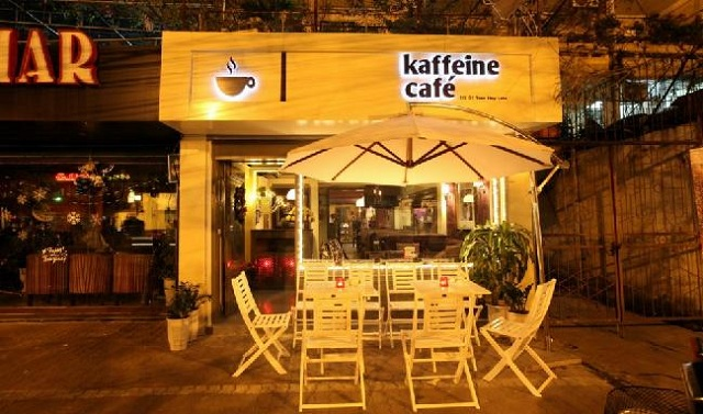 Kaffeine Café – quán cà phê đẹp ở Thủ Đức