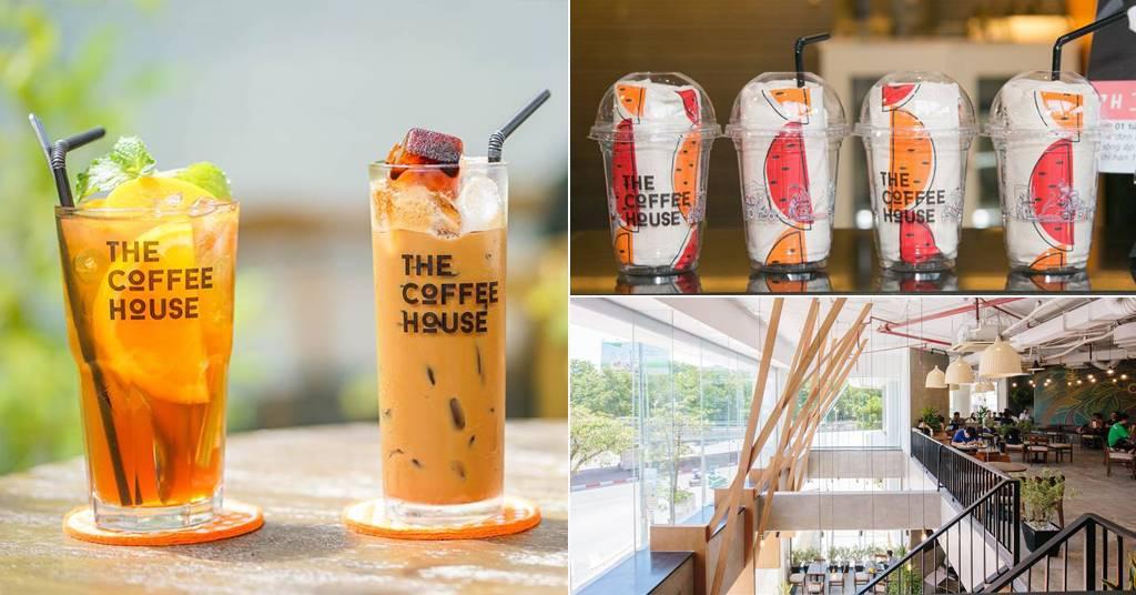 Bạn nên ghé thăm quán cà phê dù chỉ một lần