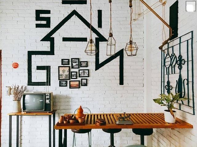 Xì Gòn Phố - Quán cà phê quận 10 nổi tiếng