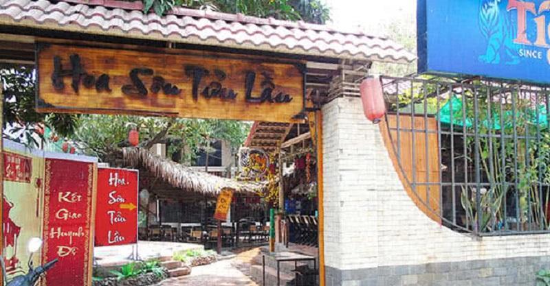 Những món ăn lạ miệng độc đáo tại Hoa Sơn Tửu Lâu
