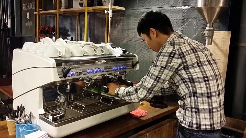 Cấu tạo và nguyên lý hoạt động của máy pha cà phê