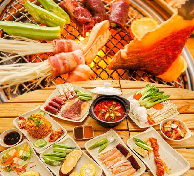 Nhà hàng Giang Côi BBQ & Bia