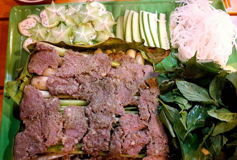 Nhà hàng Bò 7 Núi với những món ăn hấp dẫn từ bò